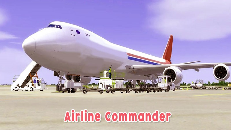Airline Commander Game Simulasi Pesawat Paling Favorit