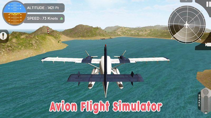 Avion Flight Simulator Game Simulator Pesawat Terbang Terbaik