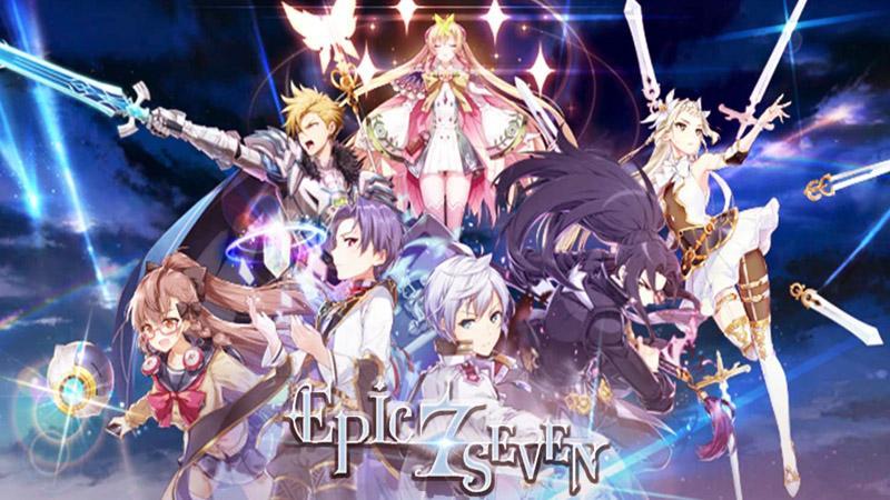 Epic Seven Game Anime Terbaik Untuk Smartphone