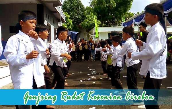 Genjring Rudat Kesenian Cirebon Yang Hampir Punah