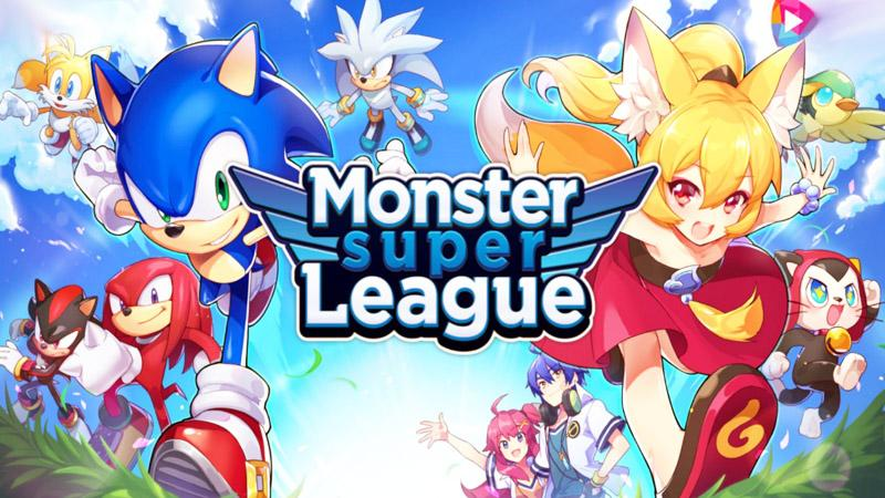 Monster Super League Game Anime Terbaik