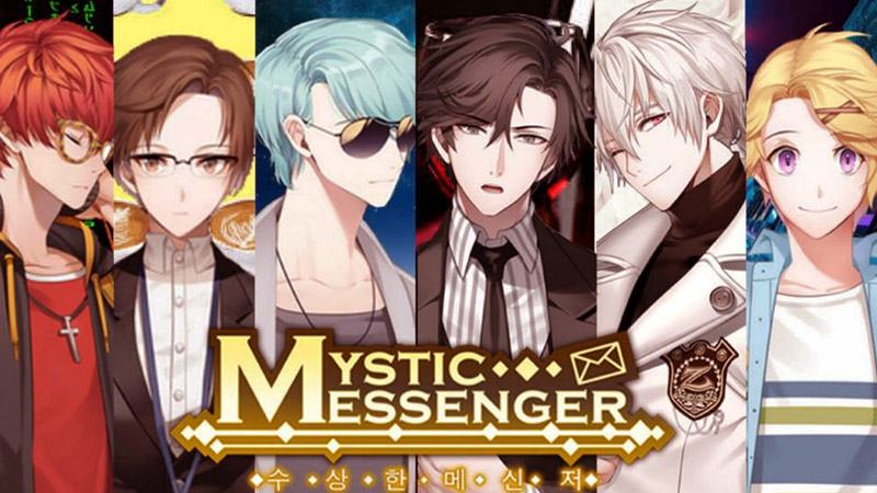 Mystic Messenger Game Anime Android Terbaik