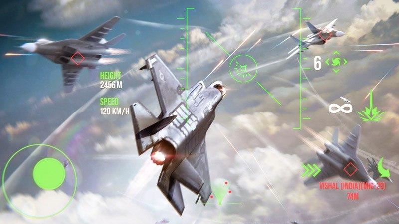 Simulasi Modern Warplanes Game Simulasi Pesawat Tempur
