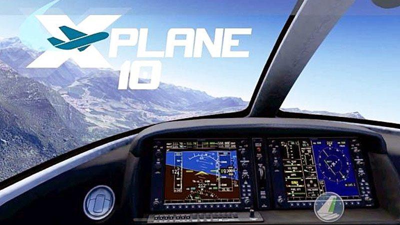 Simulator Penerbangan X Plane 10 Game Simulasi Pesawat Terbaik