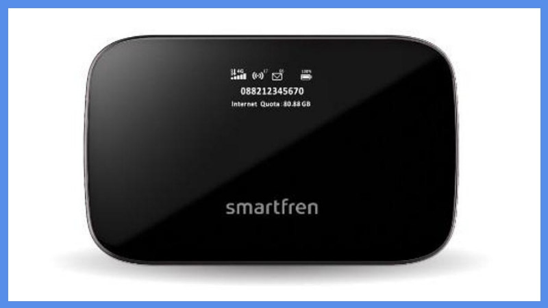 Super Modem Wifi S1 Smartfren Anti Lelet