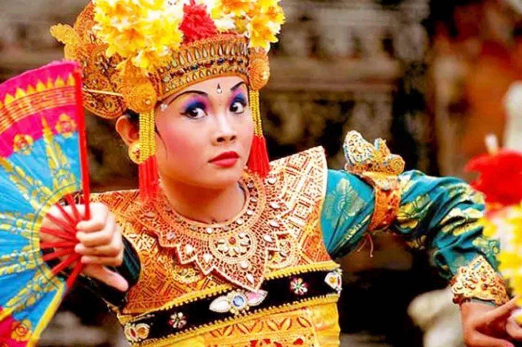 Tari Bali Tarian Indonesia Yang Terkenal Di Dunia