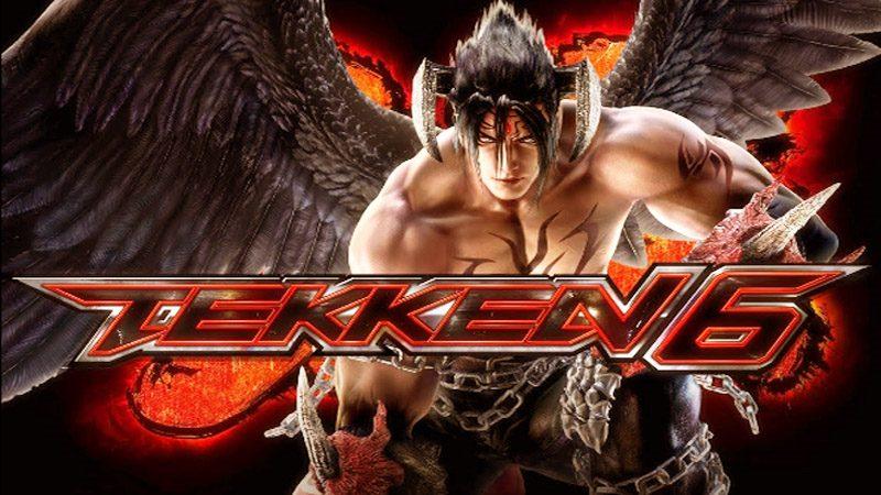 Tekken6 Game Psp Terbaik