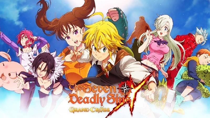 The Seven Deadly Sins Hp Game Anime Terbaik
