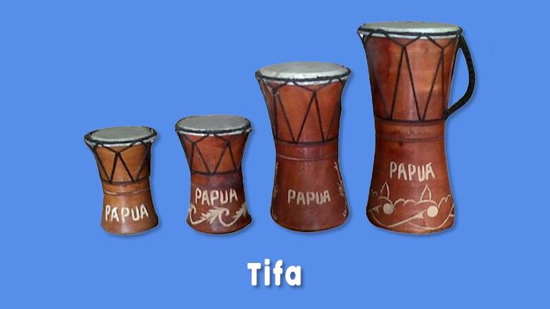 Tifa Alat Musik Tradisional Indonesia Yang Terkenal Di Dunia