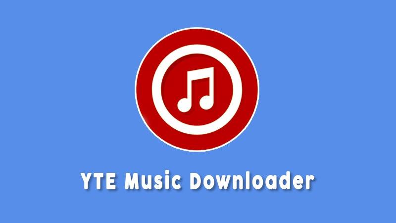 Yte Music Downloader Aplikasi Download Video Youtube Terbaik