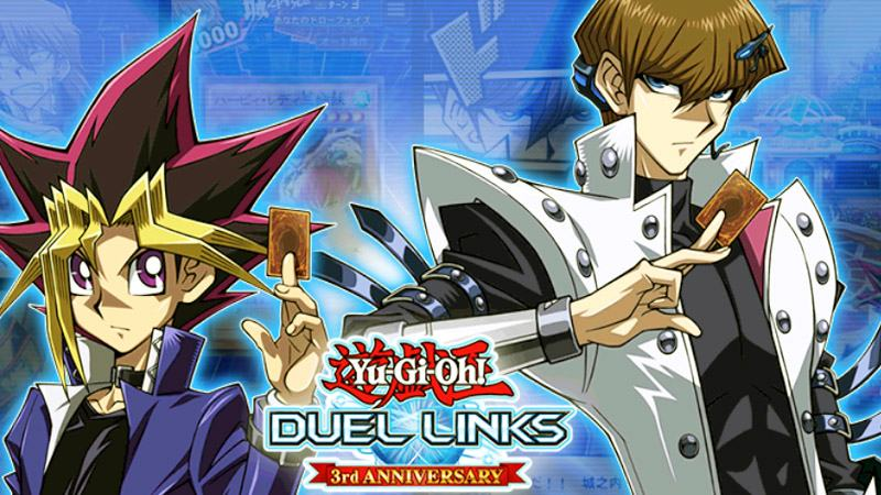 Yu Gi Oh Duel Links Game Anime Terbaik Versi Android