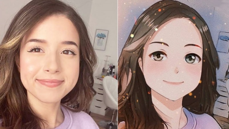 Anime Face Changer Aplikasi Edit Foto Jadi Anime