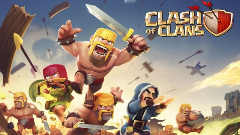 Clash Of Clans Game Android Gratis Terbaik