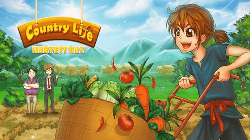 Country Life Harvest Day Game Android Mirip Harvest Moon