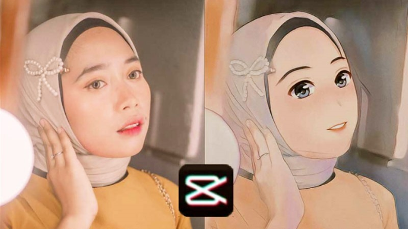 Cut Ying Aplikasi Edit Foto Jadi Anime