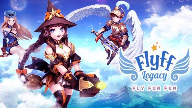 Flyff Legacy Game Mmorpg Terbaik
