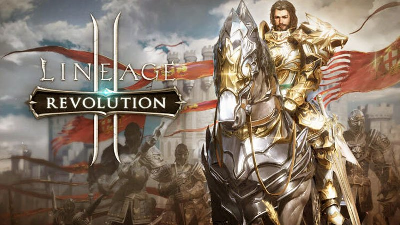 Game Lineage 2 Revolution Game Mmorpg Terbaik Android