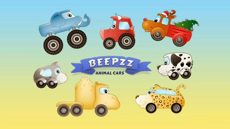 Gane Beepzz Animal Cars Game Anak 2020