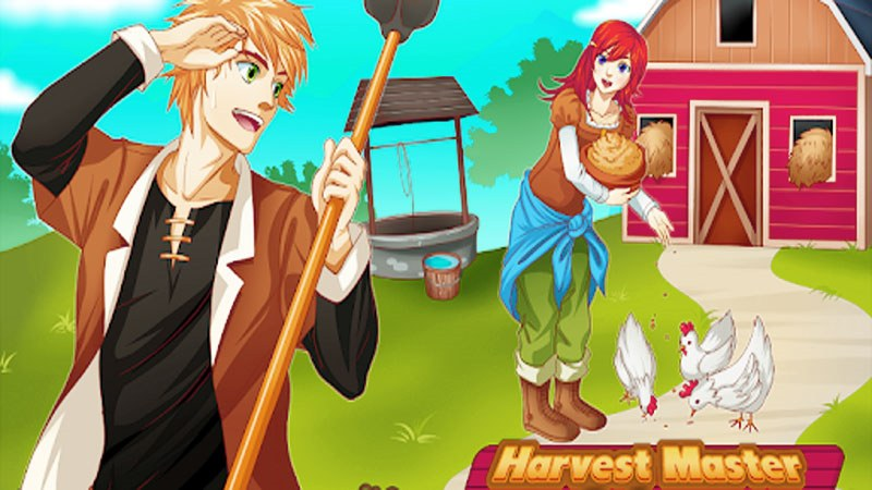 Harvest Mater Game Android Mirip Harvest Moon