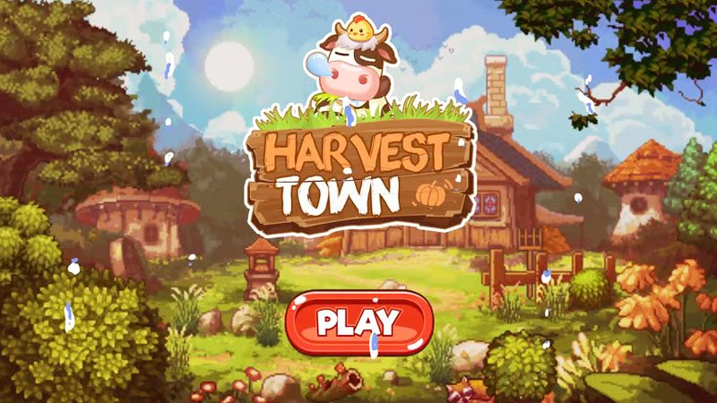 Harvest Town Game Android Mirip Harvest Moon