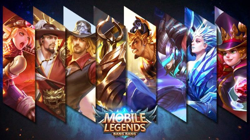 Mobile Legends Game Android Gratis Terbaik