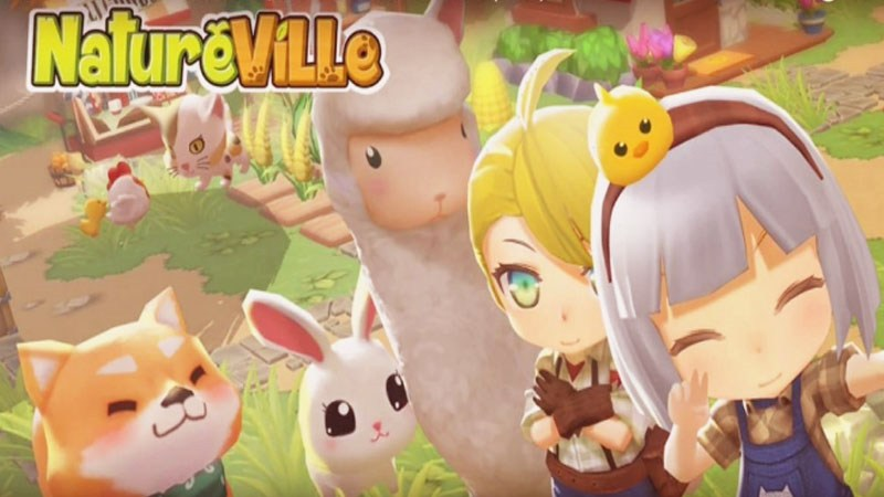 Nature Ville Game Android Mirip Harvest Moon