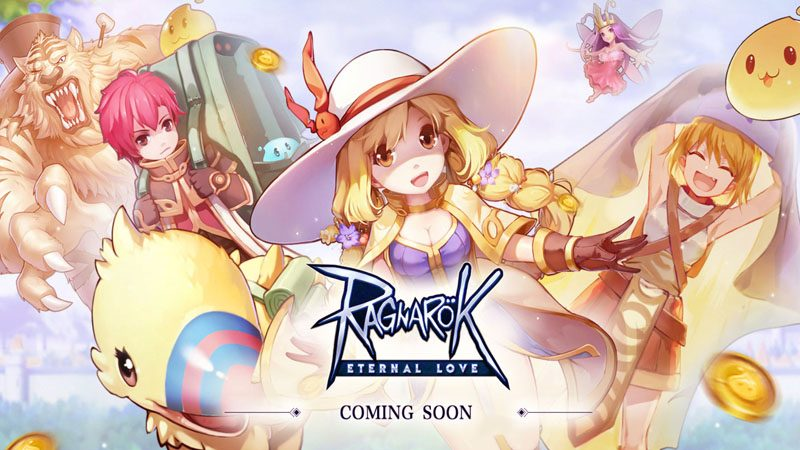 Ragnarog Eternal Love Game Android Gratis Terbaik