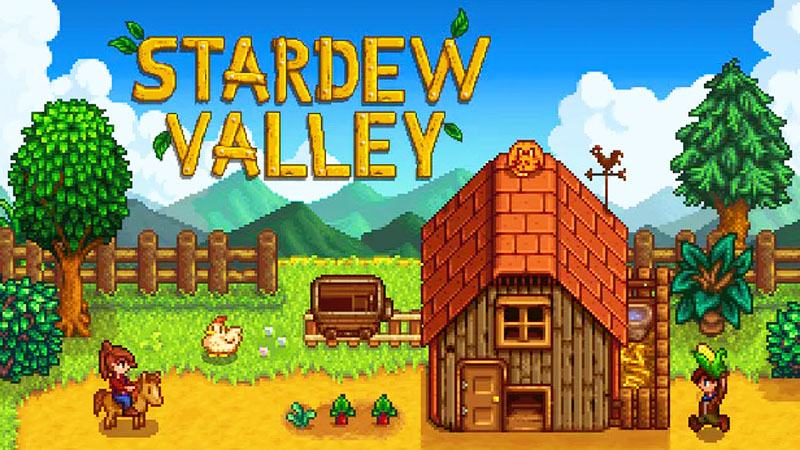 Stardew Valley Game Android Mirip Harvest Moon