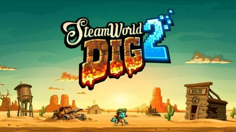 Steam World Dig 2 Game Pc Untuk Gamer Pemula