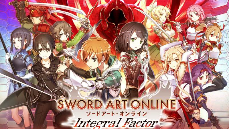Sword Art Online Game Mmorpg Terbaik