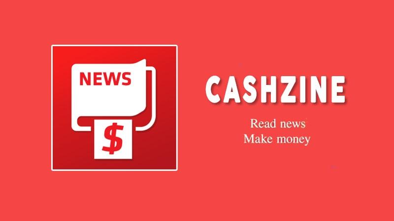Cashzine Aplikasi Yang Menghasilkan Uang Dengan Membaca Berita