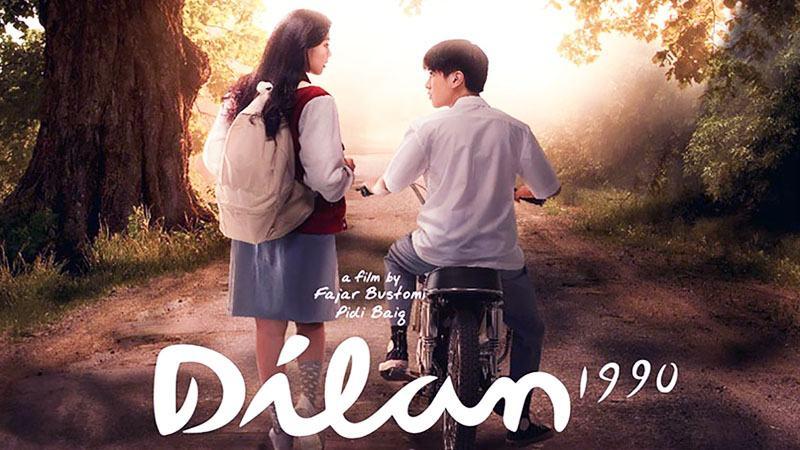 Dilan 1990 Film Romantis Indonesia Terbaik