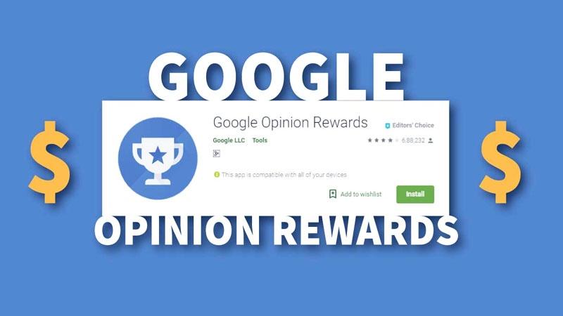 Google Opinion Review Aplikasi Yang Menghasilkan Uang