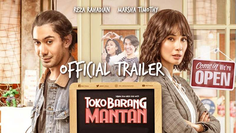 Toko Barang Mantan Film Romantis Indonesia
