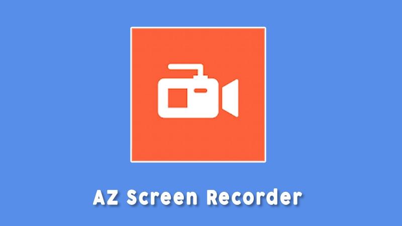 Az Screen Recorder Aplikasi Perekam Layar Android