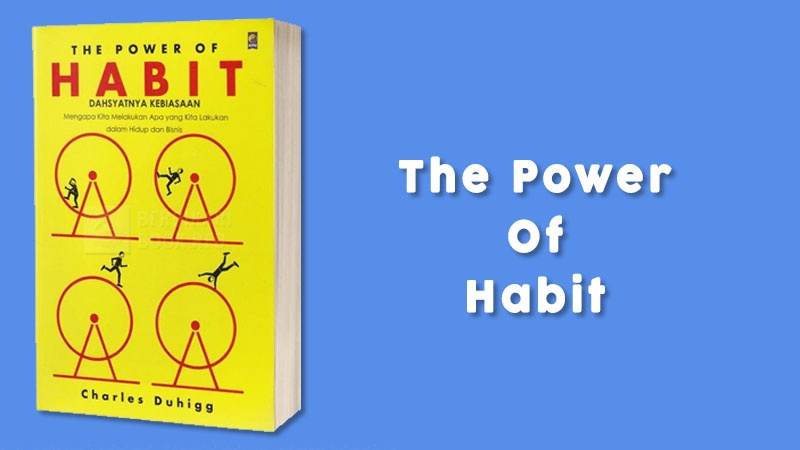Buku Pengembangan Diri The Power Of Habit