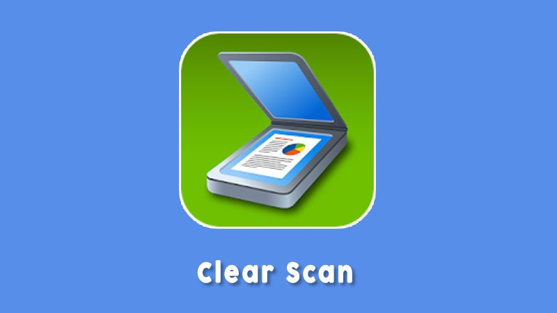 Clear Scan Aplikasi Scanner Gratis