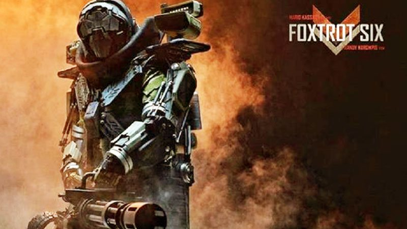 Foxtrot Six Film Action Indoneis Terbaik