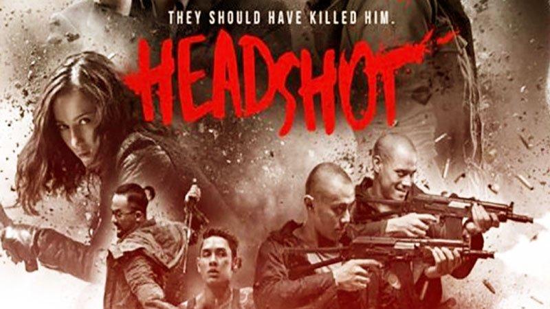 Headshot Film Aksi Indoneis Terbaik