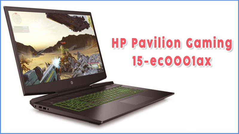 Laptop Gaming Murah Hp Pavilion Gaming 15 Ec0001ax