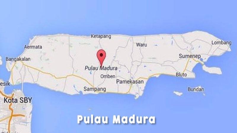 Legenda Terbentuknya Pulau Madura