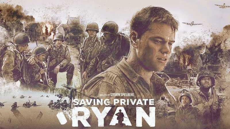 Savingprivate Ryan Film Perang Terbaik