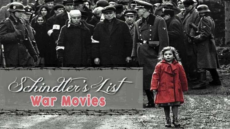 Schindlers List Film Perang Terbaik