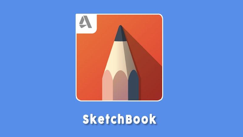 Sketchbook Aplikasi Menggambar Di Android