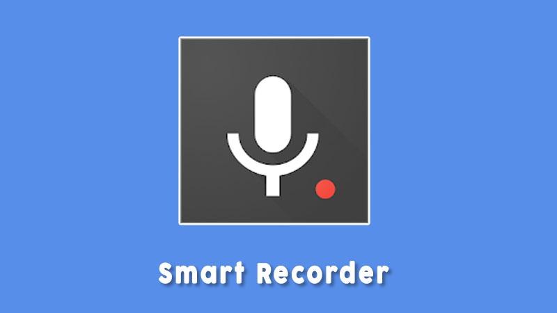 Smart Recorder Aplikasi Perekam Suara Android Terbaik