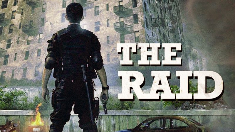 The Raid Film Action Indoneis Terbaik