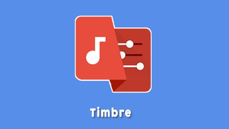 Timbre Aplikasi Edit Audio Android Terbaik