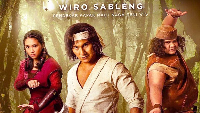Wiro Sableng Film Aksi Komedi Indoneis Terbaik
