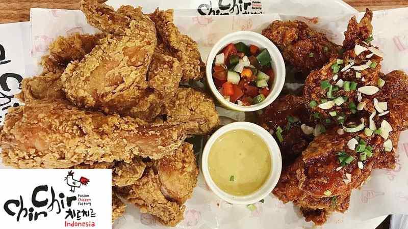 Chir Chir Restoran Korea Di Jakarta