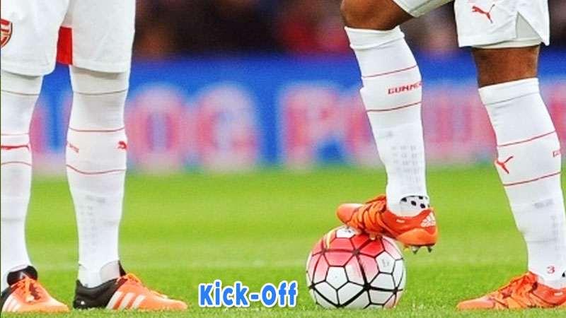 Kick Off Peraturan Permainan Sepak Bola